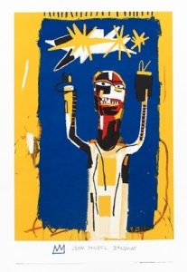 Jean-Michel Basquiat, Andy Warhol, gravure, lithographie