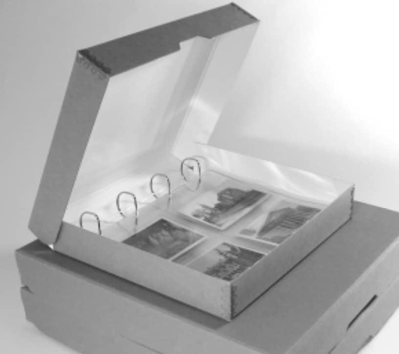 boîte archives rangement estampe