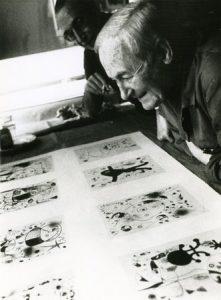 évaluation œuvre d'art lithographie estampe Mourlot MIro
