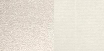 papier vergé, Estampe papier vélin comparaison
