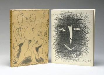 Picasso lithographe Mourlot André Sauret
