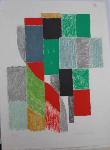Robert Delaunay sérigraphie