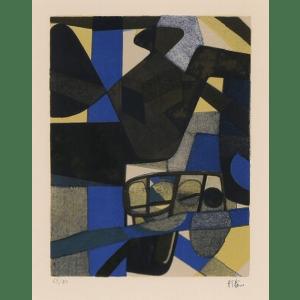 Maurice, Estève, 38 x 30 cm, éd. de 80