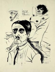 Image Louis et Vohse,Lithographie, Karsch 55, 55x425 cm, 1923, 20000€