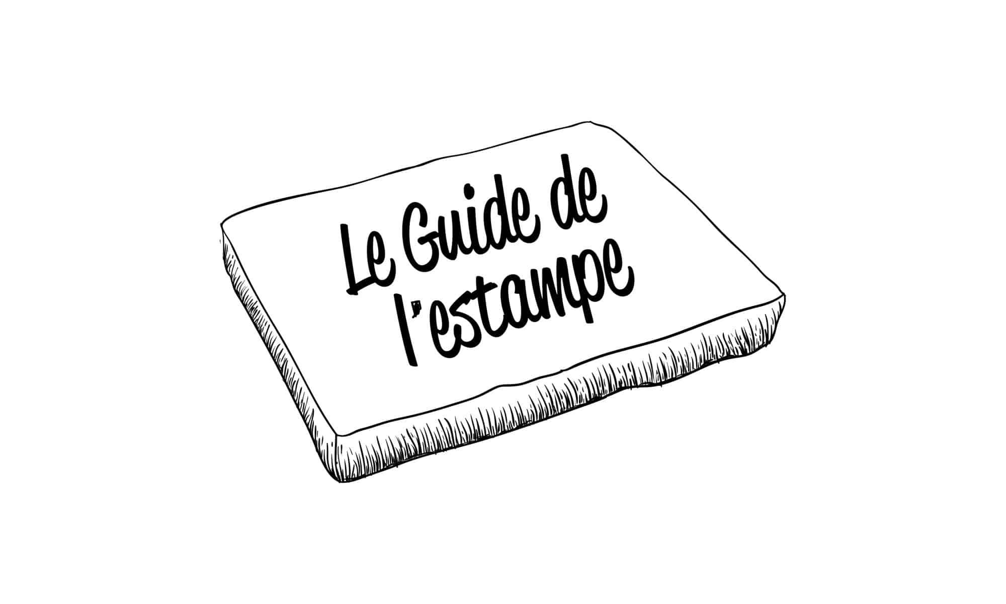 guide de l'estampe, lithographie, litho, lithographie, gravure sur bois, eau-fort, art plastique, musée, histoire de l'art, beaux-arts, peinture